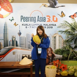 Peering Asia 3.0 Photo Booth